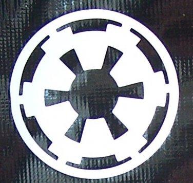 Star Wars Imperial Crest sticker