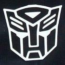 Transformers Autobot emblem sticker