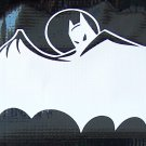 Animated Batman sticker