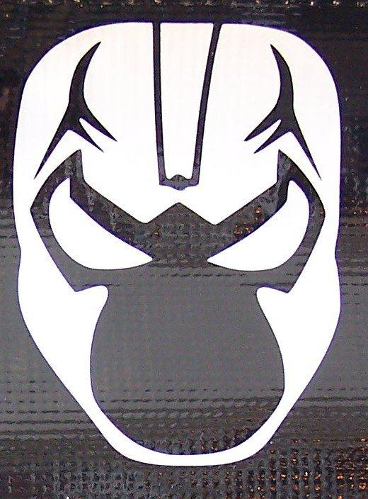 Batman-Bane Mask