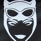 Catwoman Vinyl Decal