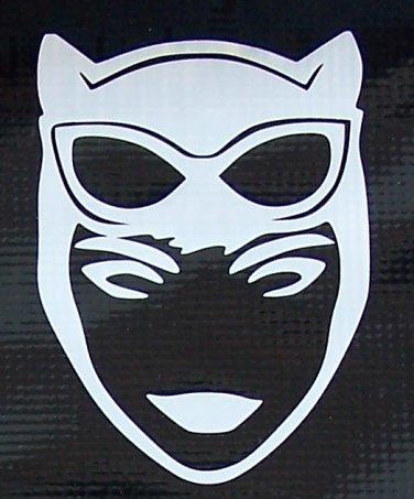 Catwoman Vinyl Decal
