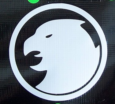 Hawkman Vinyl Decal