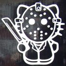 Hello Kitty Jason Vorhees