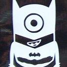 Batman Minion Vinyl Decal