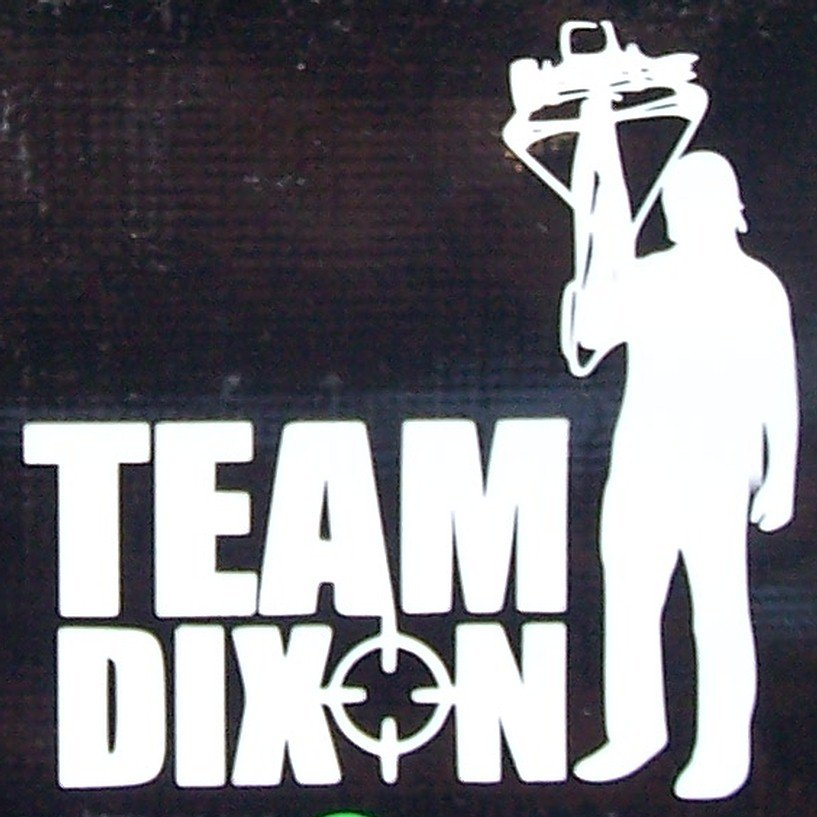 Team Dixon Vinyl Decal