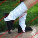Naruto Akatsuki Nanja Shoes (White can be left) Cosplay Costume for Christmas Halloween Party Boots