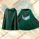 Attack on Titan Cosplay costume Shingeki no Kyojin top grade survey corps training camp Allen Cloak
