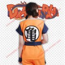 Dragon Ball Son Goku Kakarotto Turtle Cosplay Costume
