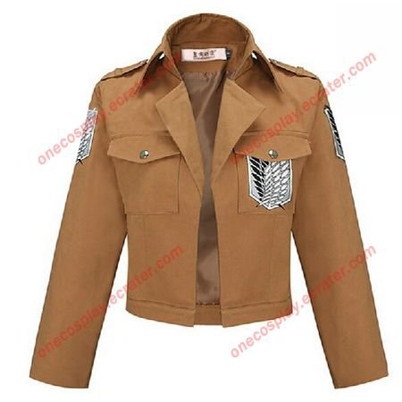 New Shingeki no Kyojin Attack on Titan Scouting Legion Cosplay costume Survey Corps Jacket