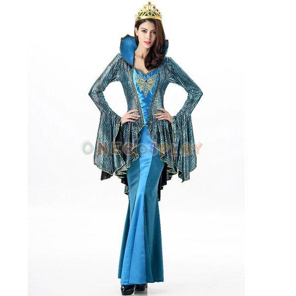 Halloween Cosplay Costume Gothic Lolita Dress Greek Queen Fancy Party Dress