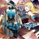 Love live! Cosplay Love Live Ayase Eli Occupation Awakening Costumes Fancy Uniform Dress