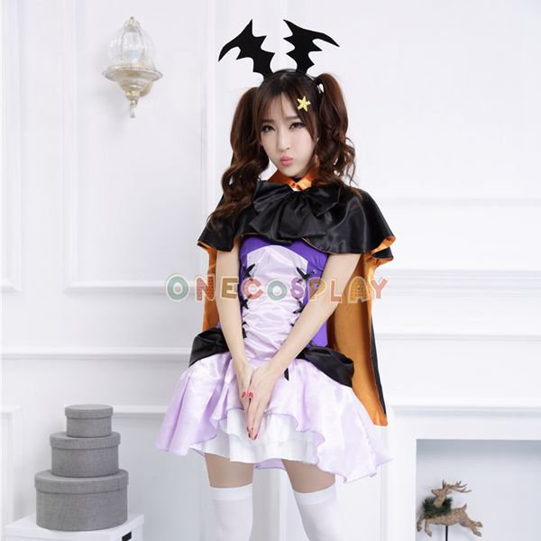 Nishikino Maki Devil Costume Love Live! School idol project Cosplay Clothes for Halloween