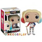 Suicide Squad Harley Quinn Pvc 10CM Action Figure Super Heroes Collection Model Movie Kids Toys