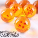Dragon Ball Z 4.2CM DragonBall 7 Stars Crystal Ball 7 pcs Dragon Ball Z Balls Complete Set In Box