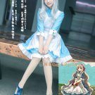 Anime Kagerou Project Cosplay Costumes Kozakura Mari Maid Dress Lovely Clothes