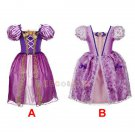 Sofia Rapunzel Kids Cosplay Costume Princess Girl Dress Christmas Costume Children Halloween Clothes