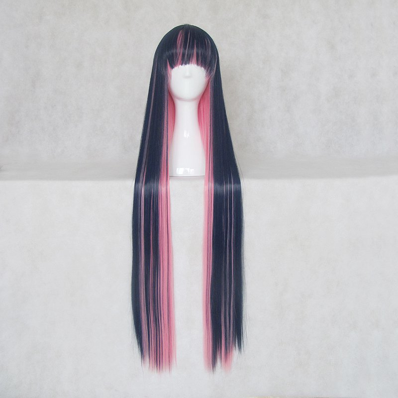 Panty & Stocking with Garterbelt Cosplay Wig 100cm Stocking·Anarchy cos Wig