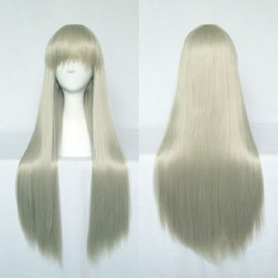 Ano Hana Menma Cosplay Wig 100cm Honma Meiko cos Wig