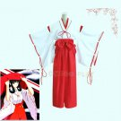Inuyasha Cosplay Clothes Kikyou Cosplay Costume