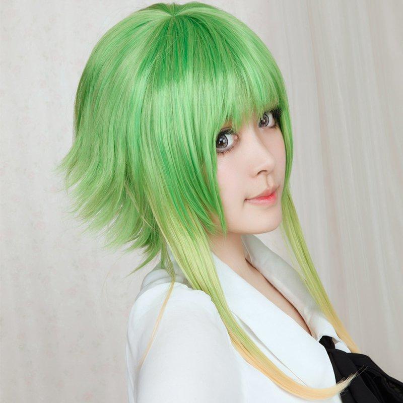 Vocaloid Cosplay Wig Gumi cosplay Wig