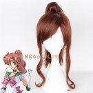 Anime Sailor Moon Jupiter Cosplay Wig Kino Makoto Cosplay Wig