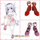 Kobayashi-san Chi no Maid Dragon Cosplay Shoes Kanna Shoes Customize