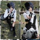 Black Butler Ciel Phantomhive Black Version Cosplay Costume