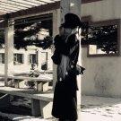 Black Butler Under Taker Cosplay Cotumes uniform cloth clothes