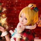 Anime LoveLive! School Idol Project Cosplay Wig Ayase Eli Cos Wig