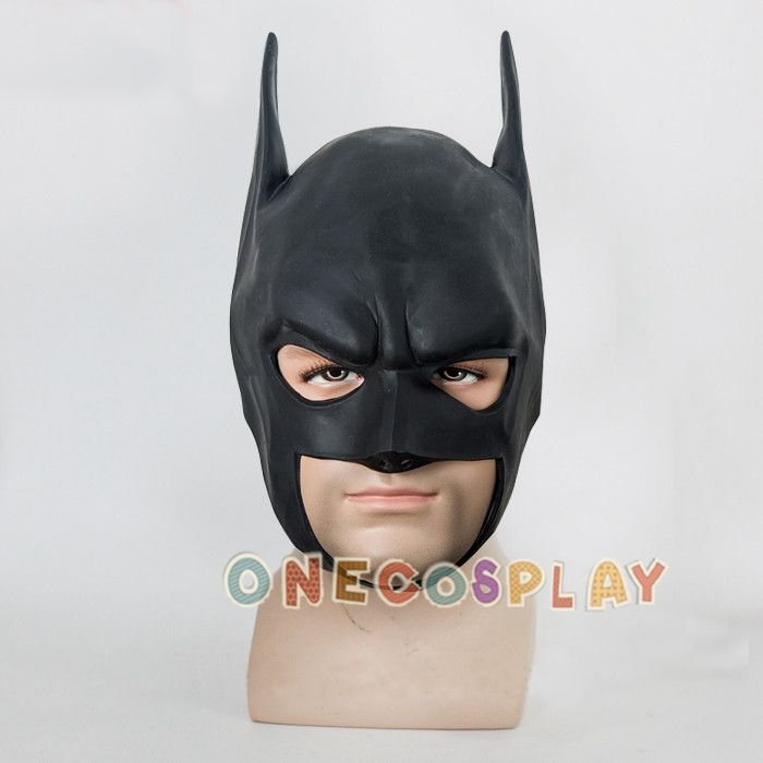 INJUSTICE 2 Cosplay Helmet Batman Cosplay Masks Adult Halloween Mask Full Face Latex