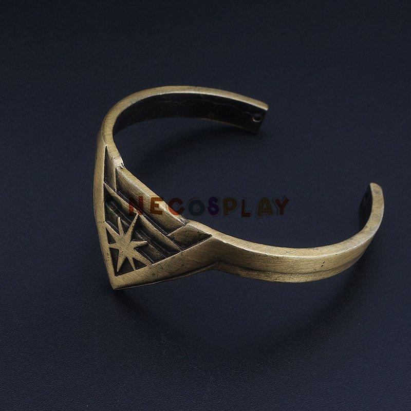 Movie Jewelry Wonder Woman Crown Bracelets Fashion Bangles