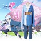 BORUTO NARUTO Cosplay Costumes Mitsuki Kimono Bathrobe Fancy Party Uniform outfits Halloween Set