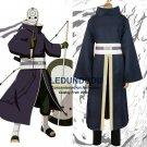 China Customized Naruto Cosplay Clothes Uchiha Obito Uniform Cosplay Costumes