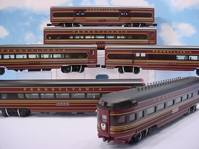 Lionel South Wind #6-15340 Passenger Set Model RR Free Shipping