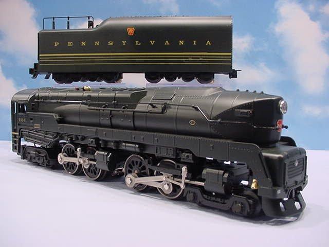 Lionel Pennsylvania Passenger Set #6-38020           Model RR Free Shipping
