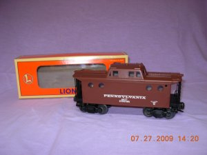 Lionel 6-19736 PA Pennsylvania N5C Caboose