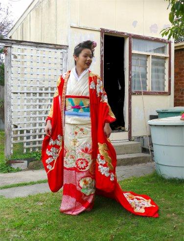 Wedding Kimono Rental