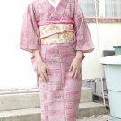 Pink Kimono Rental