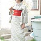 Cream Komon Kimono Rental