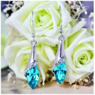 CRYSTAL WATER DROP EARRING