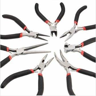 7pcs, jewelry pliers tools
