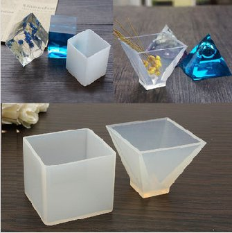 2pcs DIY jewelry,fashion silicon mould
