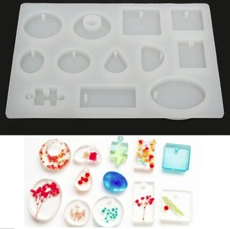 DIY jewelry,fashion silicon mould