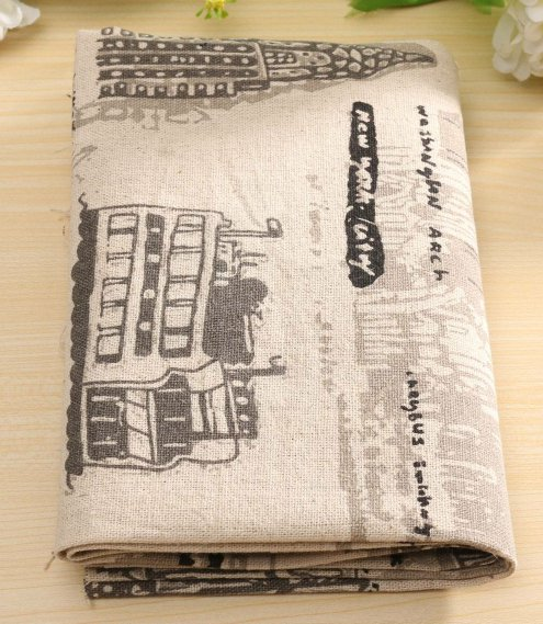 1 piece Cotton Linen Cloth (303)