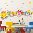 map children home wall sticker