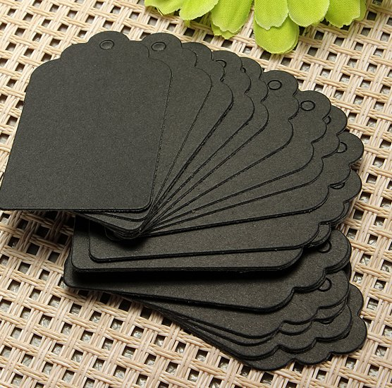 100PCS gift tag bookmark sticker