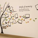photo tree home decor wall sticker