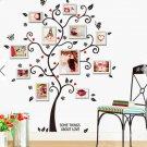 photo tree home decor wall sticker