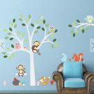 animals WALL STICKER CHILDREN 21